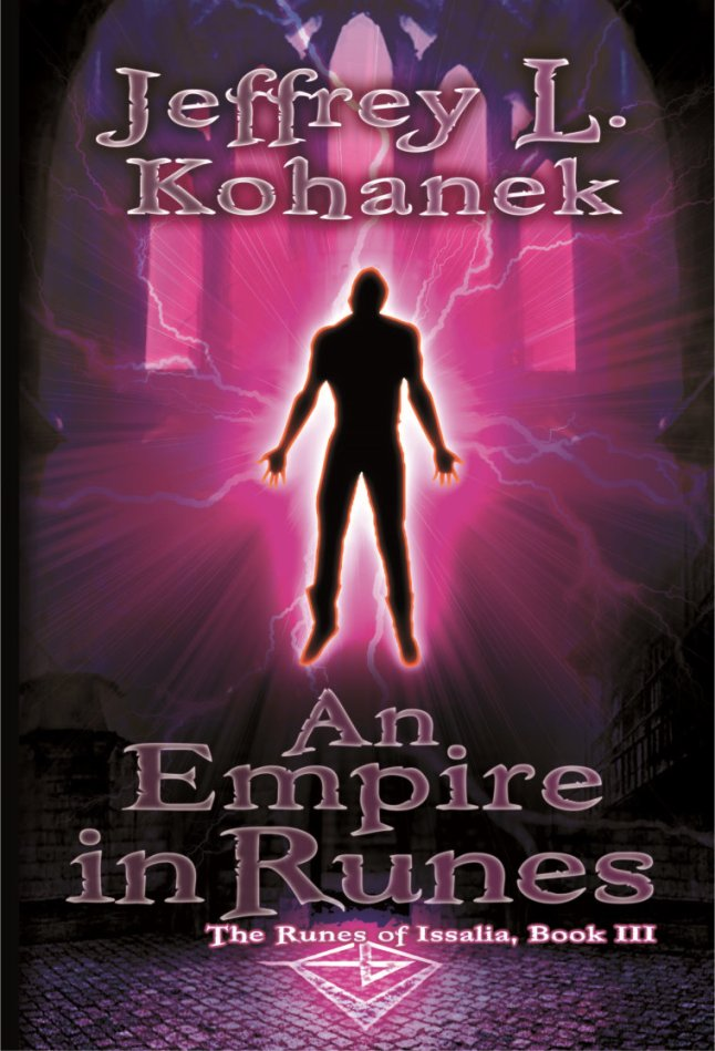 An Empire in Runes Cover