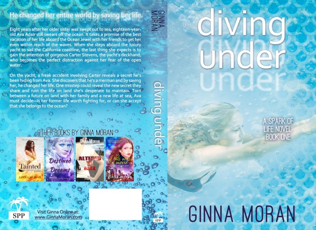 Diving Under Print