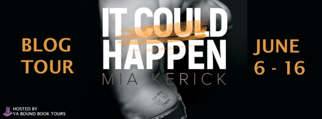 It Could Happen tour banner
