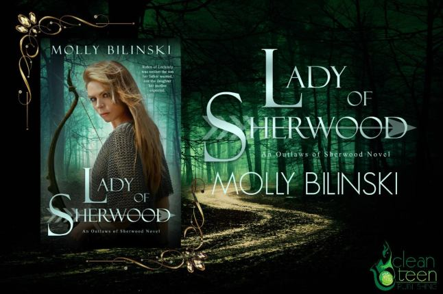 Lady of Sherwood promo