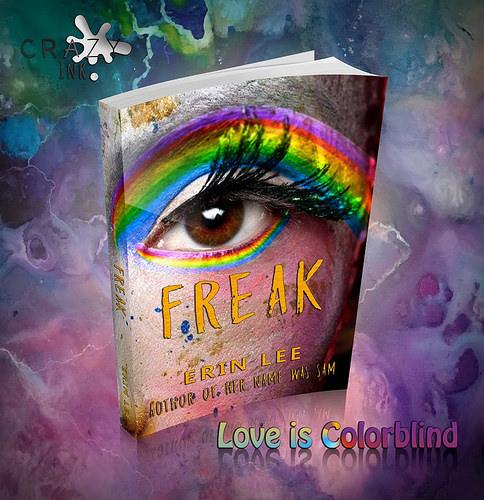 Freak square graphic