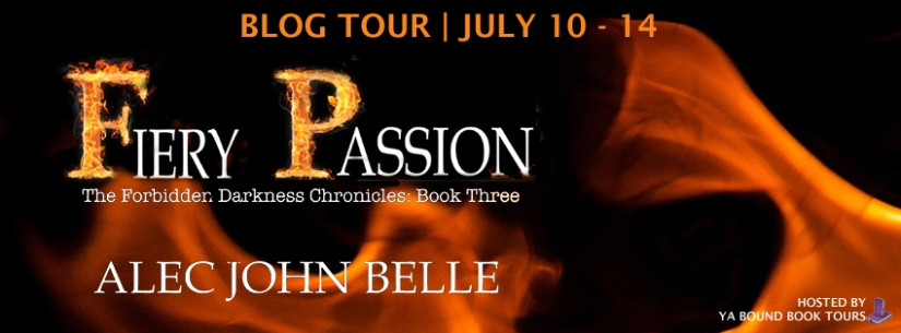Fiery Passion tour banner