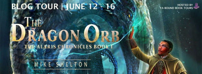 The Dragon Orb tour banner
