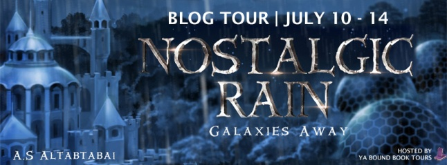 Nostaglic Rain tour banner