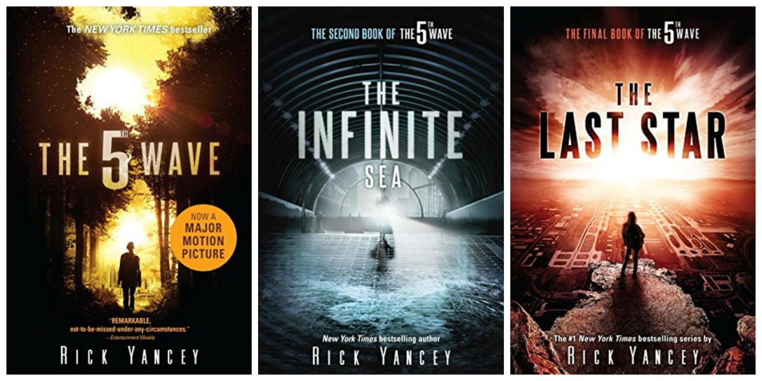 Image result for 5th wave book covers