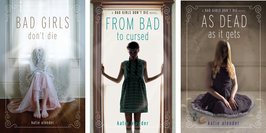 Image result for bad girls don't die trilogy
